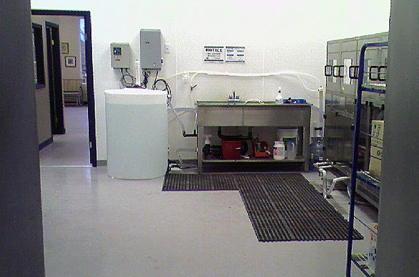 Sanitation room